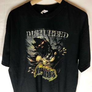 Disturbed Band Tour Tee